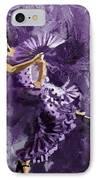 Flamenco Dancer 023 IPhone Case