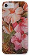 Flowers II IPhone Case
