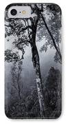 Forest In The Fog IPhone Case