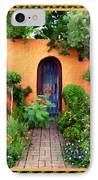 Garden Delights Mesilla IPhone Case