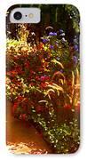 Garden Pathway IPhone Case