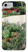 Gardenscape IPhone Case