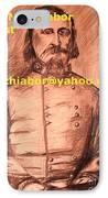 General Pickett Confederate  IPhone Case