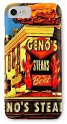 Geno's IPhone Case
