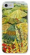 Golden Hedge IPhone Case