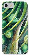 Green Coconuts  2  IPhone Case