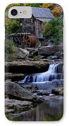 Grist Mill Falls IPhone Case