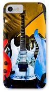 Guitar Trio IPhone Case
