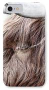 Highland Cow Color IPhone Case