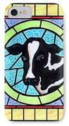 Holstein 4 IPhone Case