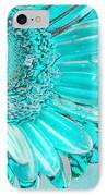 Ice Blue IPhone Case