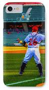 Indianapolis Indians Catcher IPhone Case