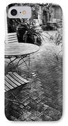 Into The Courtyard IPhone Case