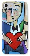 Joseph Came A Courtin IPhone Case