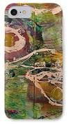Journey Forth IPhone Case