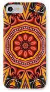Kaleidoscope 39 IPhone Case