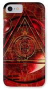 King Crimson IPhone Case