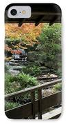 Kokoen Garden - Himeji City Japan IPhone Case