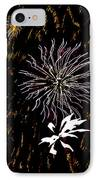 Lighting Up The Sky IPhone Case