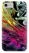 Liquid Decalcomaniac Desires 1 IPhone Case