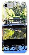 Lost Lagoon Bridge IPhone Case