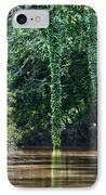 Louisiana Bayou Toro Creek Swamp IPhone Case