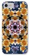 Mandala Alstro IPhone Case