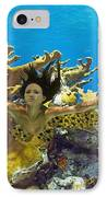 Mermaid Camoflauge IPhone Case