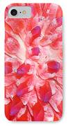 Molokai Bromeliad IPhone Case