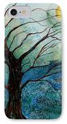 Moonrise In The Wild Night IPhone Case