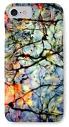 Natures Stained Glass IPhone Case