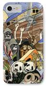 Noahs Ark IPhone Case