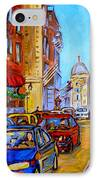 Old Montreal IPhone Case