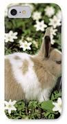 Pet Rabbit IPhone Case