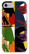 Pop Art Vader IPhone Case