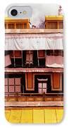 Potala Palace Rooftop - Lhasa Tibet IPhone Case
