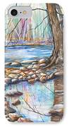 Ralph Stover Park In The Spring IPhone Case