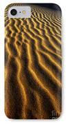 Ripples Oregon Dunes National Recreation Area IPhone Case
