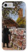 Rive Gouche IPhone Case