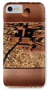 Rusted Deception IPhone Case