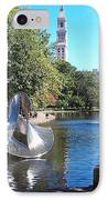 Sculpture Hartford IPhone Case