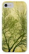 Serene Green 2 IPhone Case