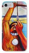 Shamans Prayer IPhone Case