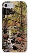 Slate Bottom Creek IPhone Case