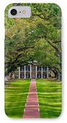 Southern Time Travel IPhone Case