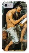 St. Jerome IPhone Case