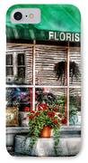 Store - Florist IPhone Case