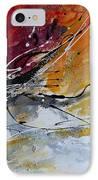 Sunrise - Abstract Art IPhone Case