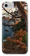 Sunset At Mcway Falls IPhone Case
