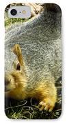 Surprise Mister Squirrel IPhone Case